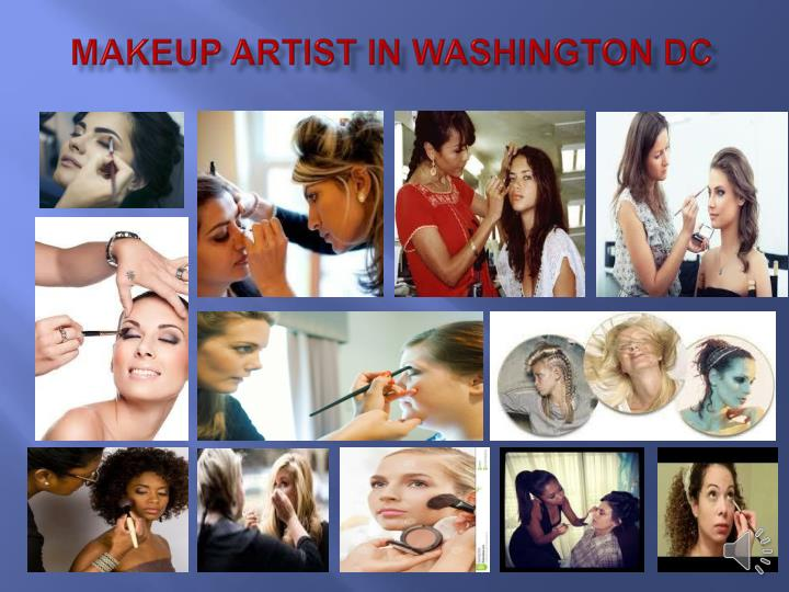 Makeup Artist in Washington DC