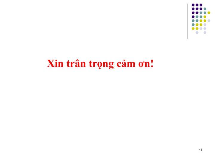Xin trn trng cm n!