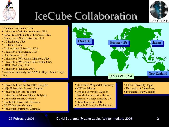 IceCube Collaboration