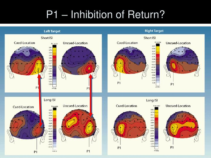 P1 – Inhibition of Return?