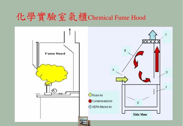 化學實驗室氣櫃