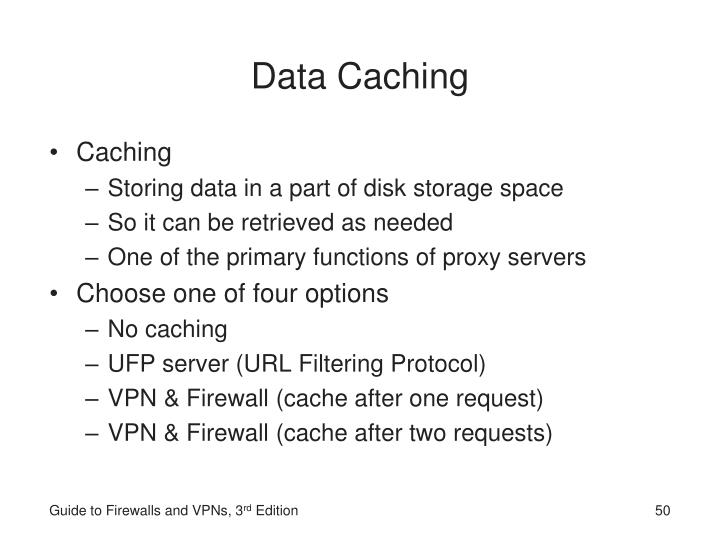 Data Caching