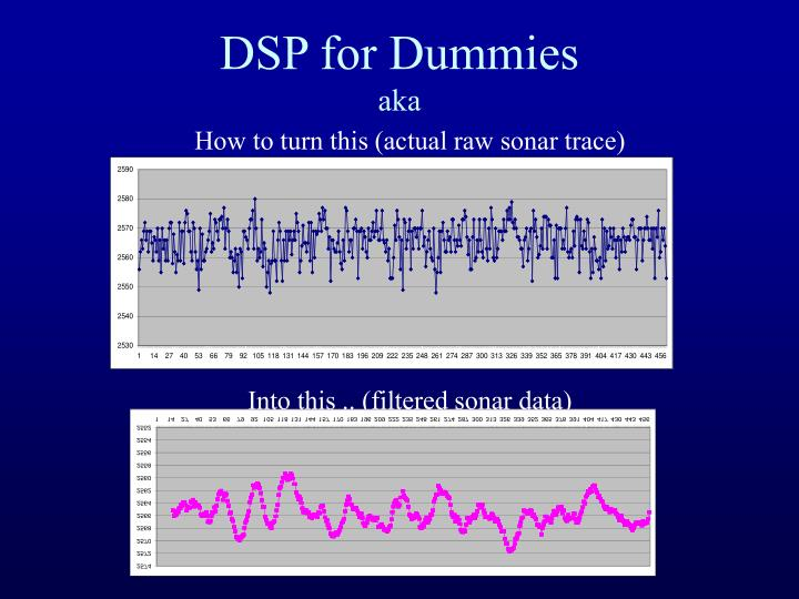 DSP for Dummies