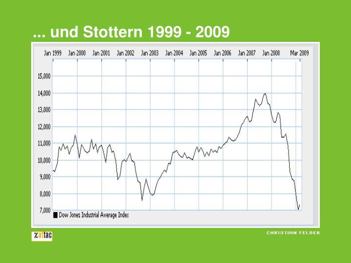 ... und Stottern 1999 - 2009