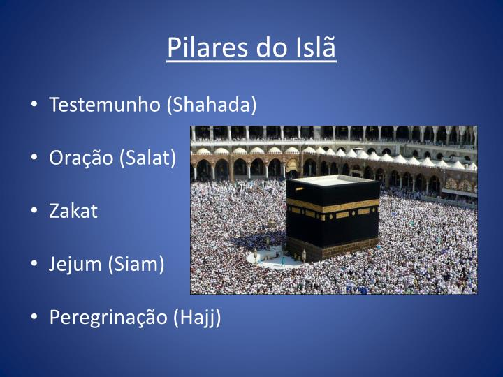Pilares do Islã