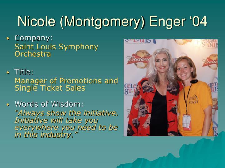 Nicole (Montgomery)