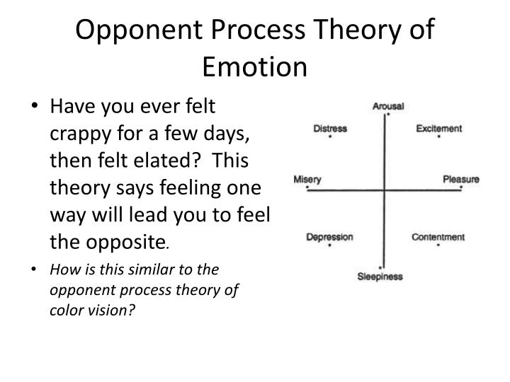 Opponent Process Theory of Emotion