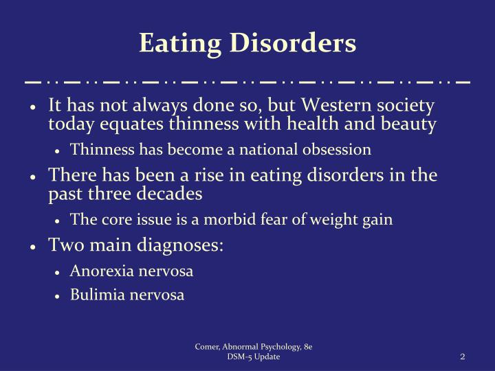 Eating disorders1