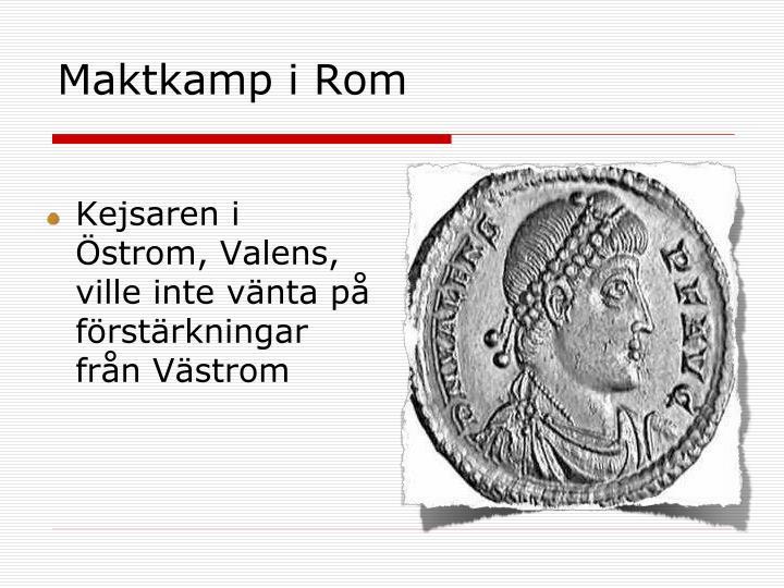 Maktkamp i Rom