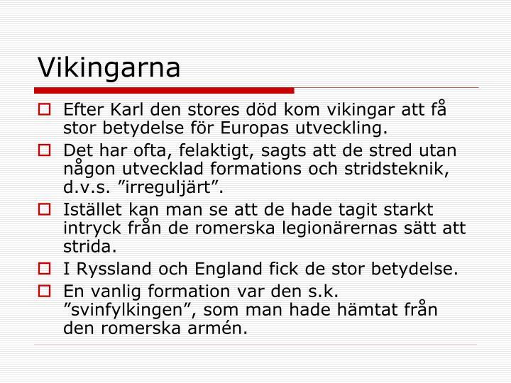Vikingarna