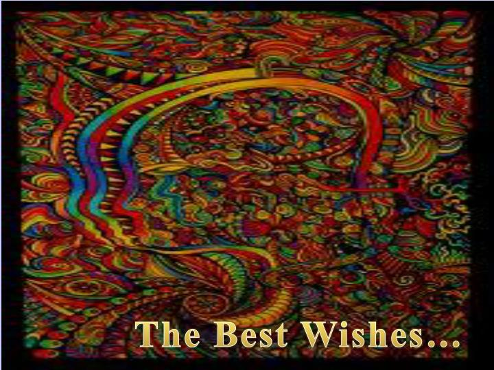 The Best Wishes…
