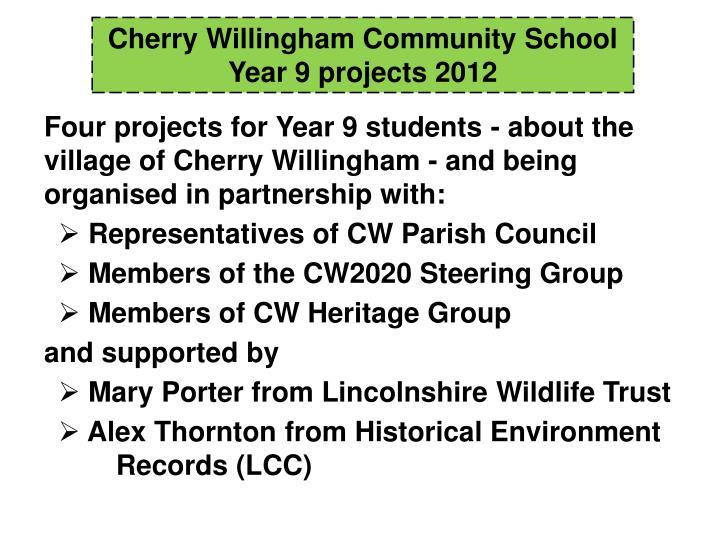 Cherry Willingham Community School