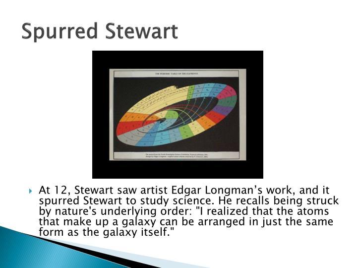 Spurred Stewart