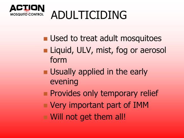 ADULTICIDING