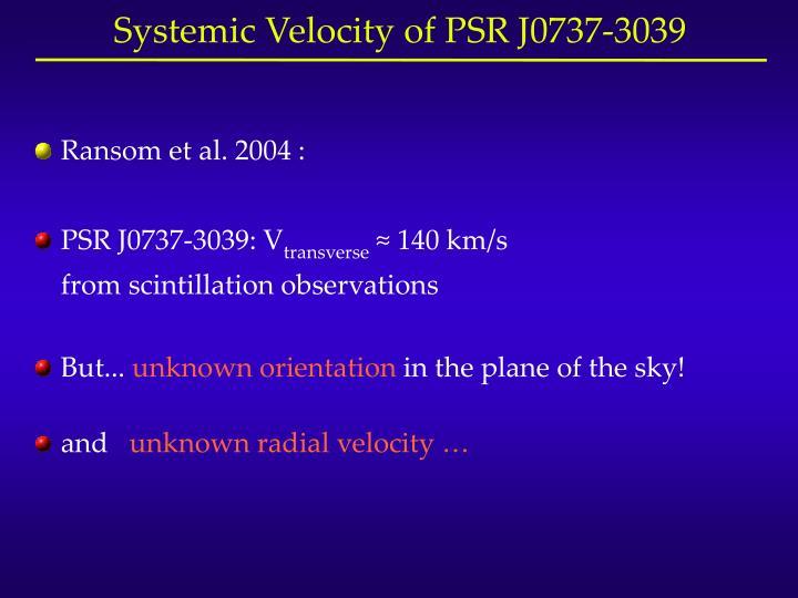 Ransom et al. 2004 :