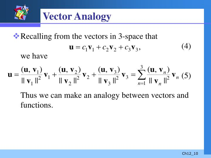 Vector Analogy