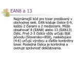 ean8 a 13
