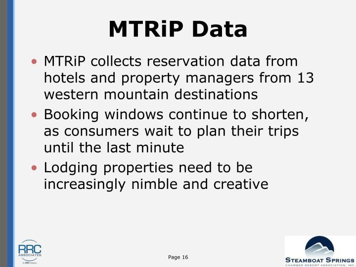 MTRiP Data