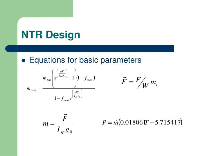 NTR Design