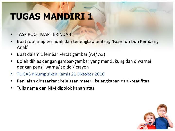 TUGAS MANDIRI 1