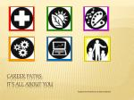 career paths it s all about you
