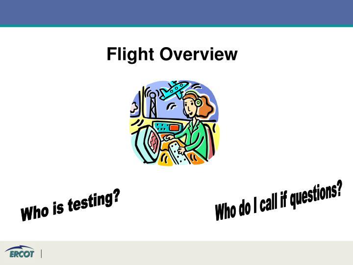 Flight Overview