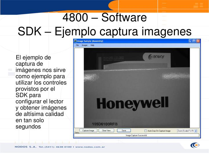 4800 – Software