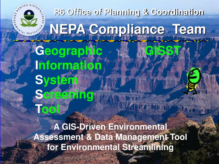 R6 Office of Planning & Coordination