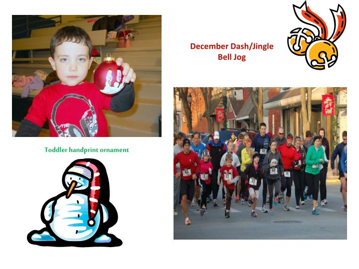 December Dash/Jingle Bell Jog