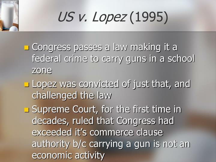US v. Lopez