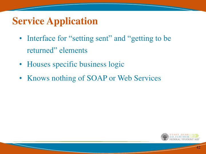 Service Application
