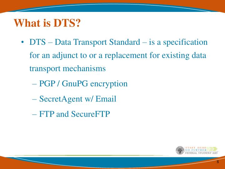 What is DTS?