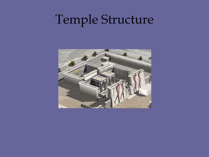 Temple Structure