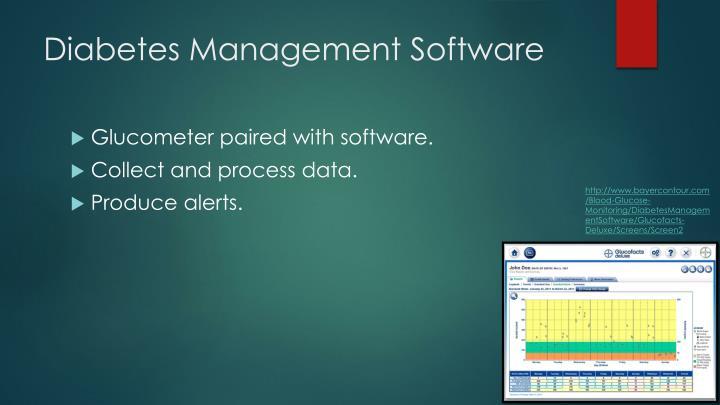 Diabetes Software