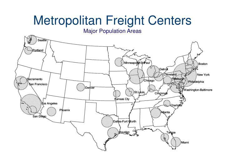 Metropolitan Freight Centers