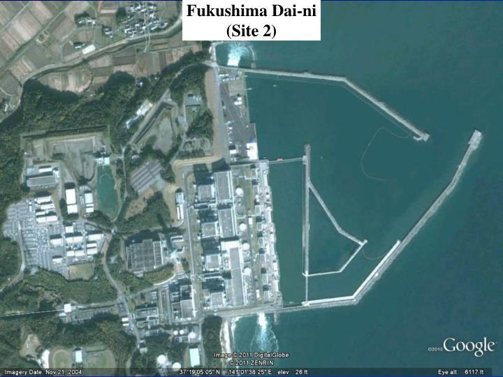 Fukushima Dai-ni