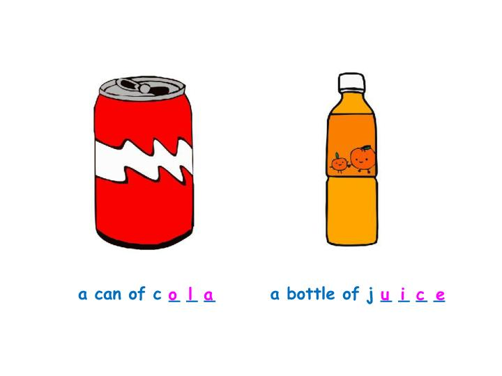 a can of c _ _ _