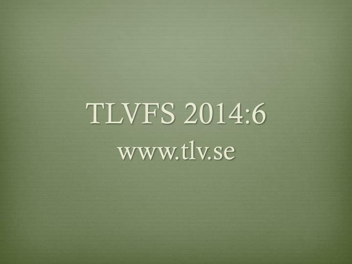 TLVFS
