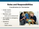 roles and responsibilities5