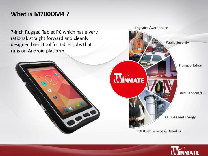 What is M700DM4 ?