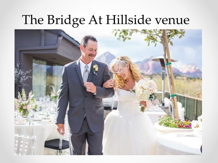The Bridge At Hillside venue
