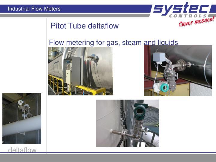 Pitot Tube deltaflow