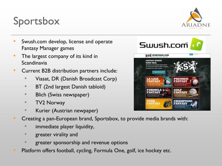 Sportsbox