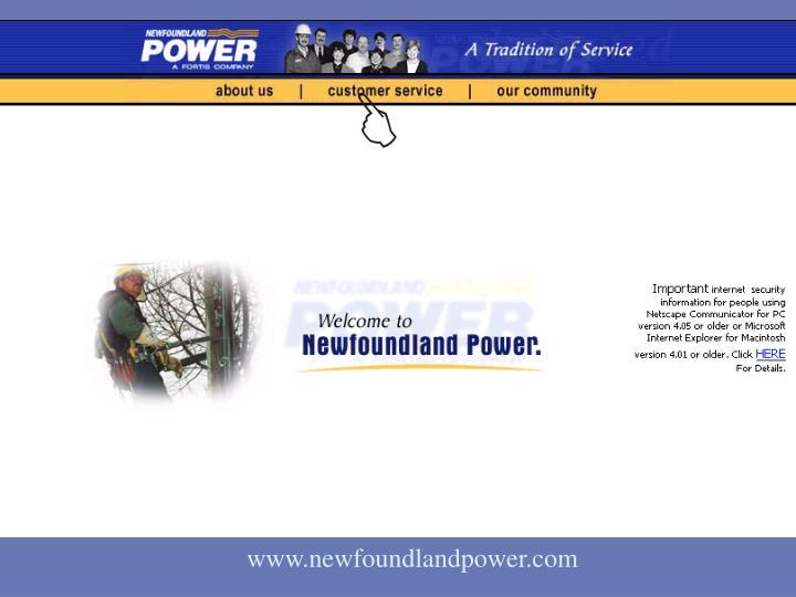 www.newfoundlandpower.com