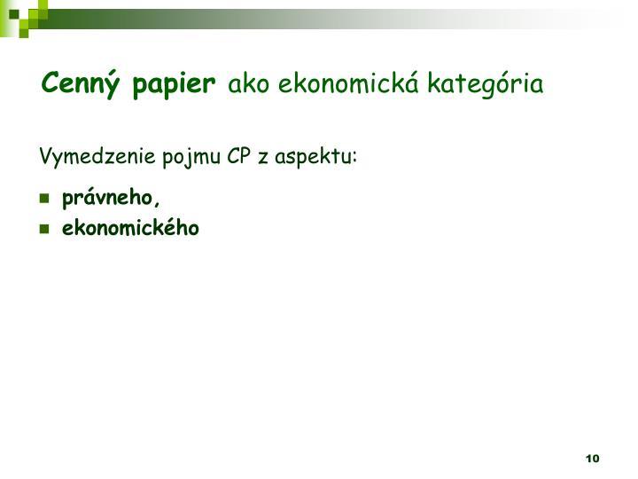 Cenn papier