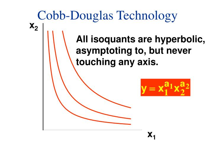 Cobb-Douglas Technology