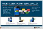 tap pay and save with google wallet