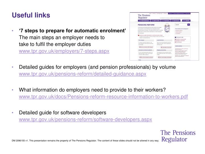 '7 steps to prepare for automatic enrolment'
