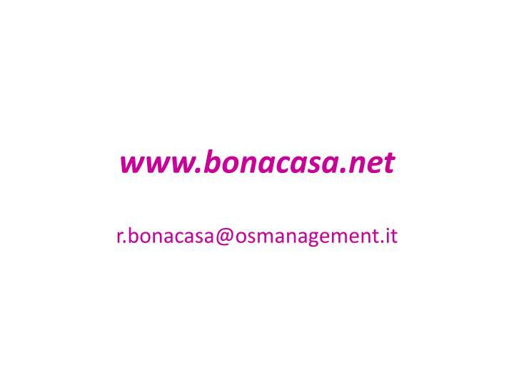 www.bonacasa.net