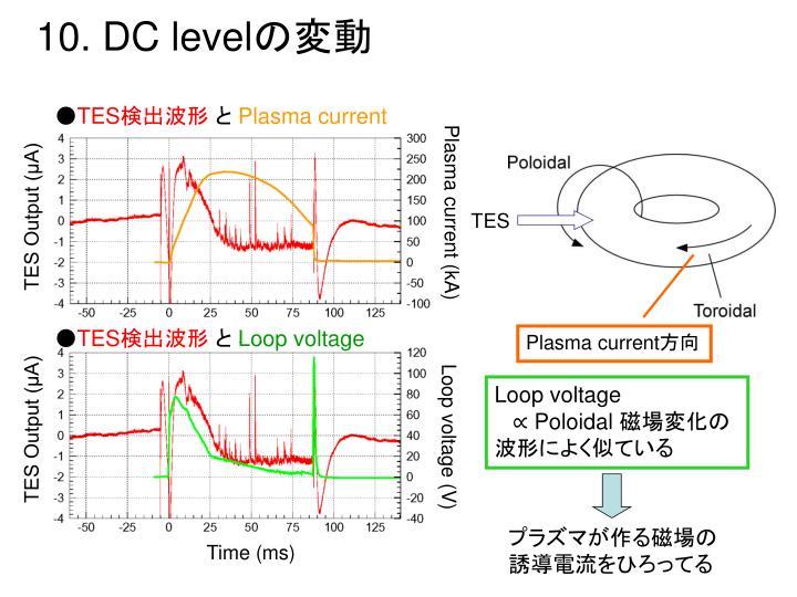 10. DC level